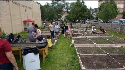 Dwight Street Community Garden
