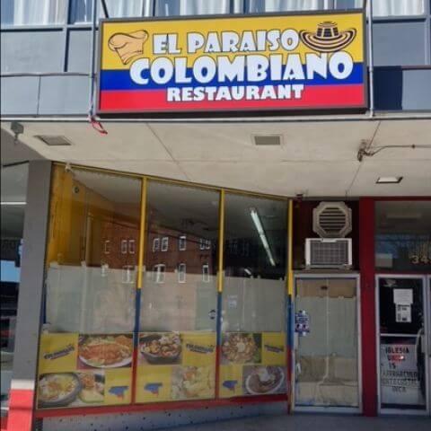 El Paraiso Colombiano Restaurant
